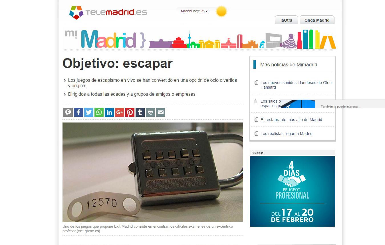 Exit-Game-Madrid-TeleMadrid