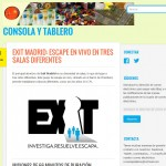 Exit-Game-Madrid-Consola yTablero