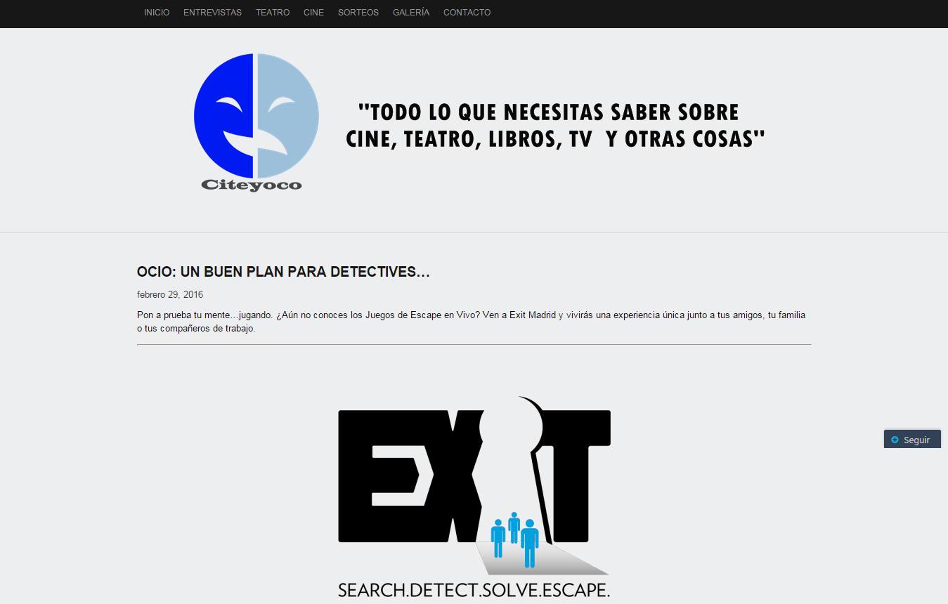 Exit-Game-Madrid-CiteYoco