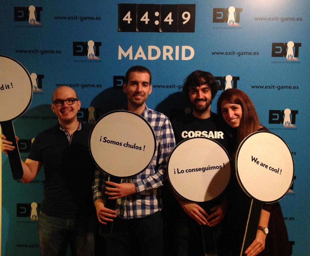 Exit-Game-Madrid-Equipo-Semana-Record-Marchante