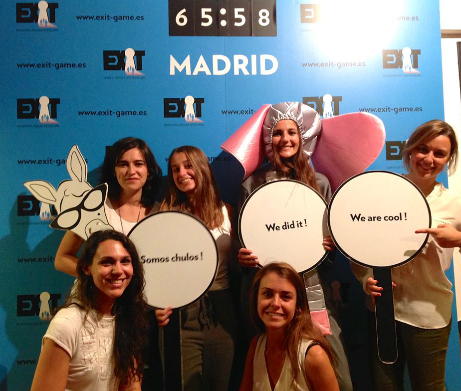 Exit-Game-Madrid-Despedida-Elefante