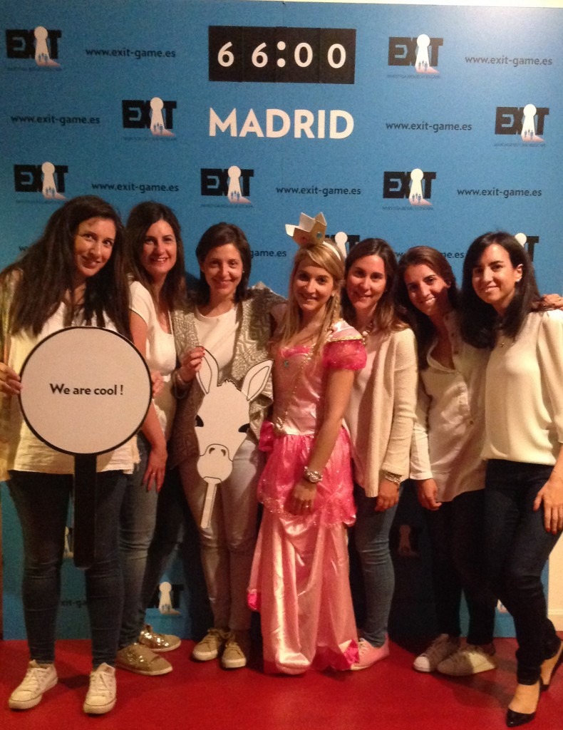 Exit-Game-Madrid-Despedida-Princesa