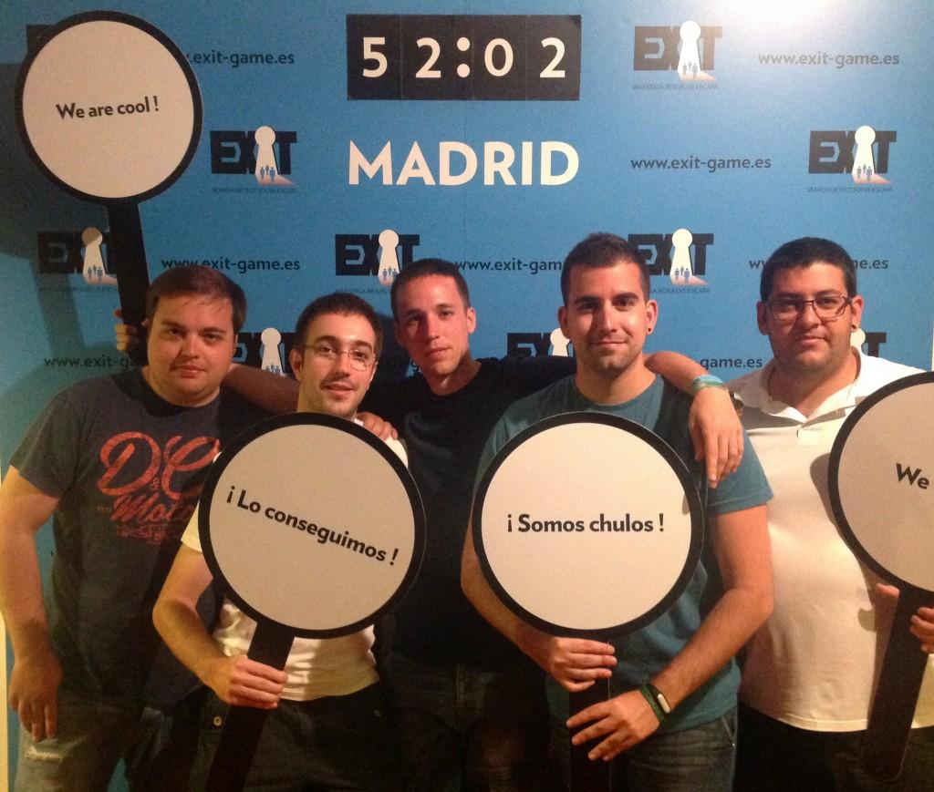Exit-Game-Madrid-Equipo-Semana-Junio 03