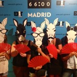 ¡Equipos de celebración en EXIT Madrid!