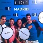 Equipo de la Semana 2-9 Octubre EXIT Madrid