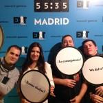 Equipo de la Semana EXIT Madrid 7-13 Noviembre