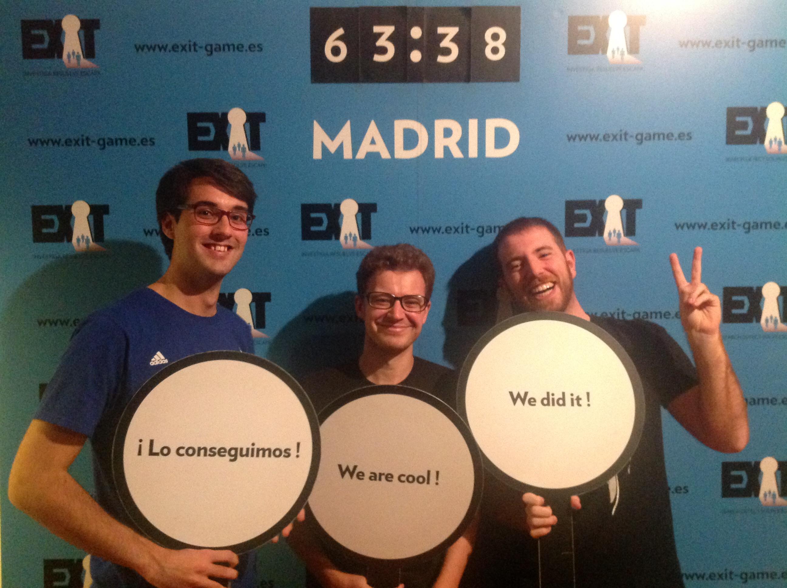 Room Escape Pena De Muerte Madrid