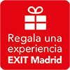 Regala una experiencia EXIT MADRID