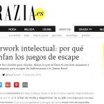 EXIT Madrid: ¿El nuevo afterwork intelectual? (Grazia)