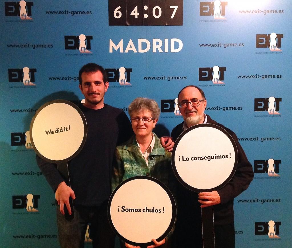 Equipo de la Semana (23-29 enero) - EXIT Madrid