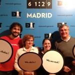 Equipo de la Semana EXIT Madrid (6 – 12 marzo)