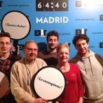 Equipo de la Semana EXIT Madrid (20 – 26 marzo)