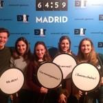 Equipo de la Semana EXIT Madrid (27 febrero - 5 marzo)