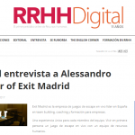 RRHH Digital entrevista a Alessandro Sansa