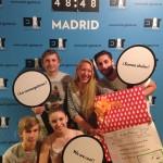 Equipo de la Semana EXIT Madrid (17 – 23 abril)