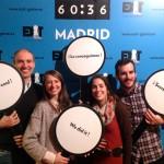 Equipo de la Semana EXIT Madrid (27 marzo - 2 abril)