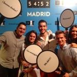 Equipo de la Semana EXIT® Madrid (5-11 junio)