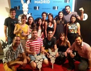 Twitter en EXIT® Madrid