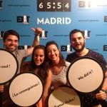 Equipo de la Semana EXIT® Madrid (17 al 23 de julio)