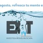 Un verano en la ciudad con EXIT® Madrid… ¡Refresca tu lógica!
