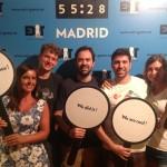Equipo de la Semana EXIT® Madrid (7 al 13 de agosto)