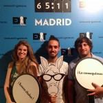 Equipo de la Semana EXIT® Madrid (31 de julio al 6 de agosto)