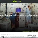 'Escape Rooms': diversión a golpe de estrés (Voz Populi)