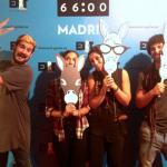 Equipo de la Semana EXIT® Madrid (23 al 29 de Octubre)