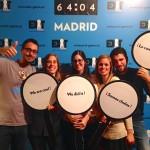 Equipo de la Semana EXIT® Madrid (16 al 22 de Octubre)