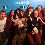 Equipo Semana 13-19 Noviembre EXIT Madrid