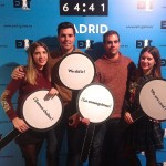 Equipo de la Semana EXIT® Madrid (6 al 12 de Noviembre)